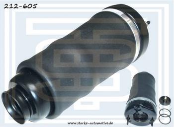 Пневмобаллон Starke передний Mercedes R W251 2006-2010 (Starke 212-605)