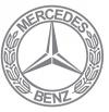Пневмостойка оригинальная передняя Mercedes S W221